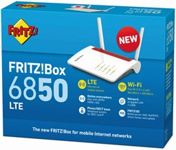 Bild von AVM FRITZ! Box 6850 LTE International